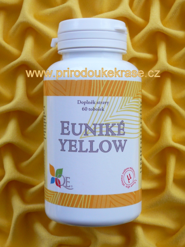 Euniké Yellow 60 ks