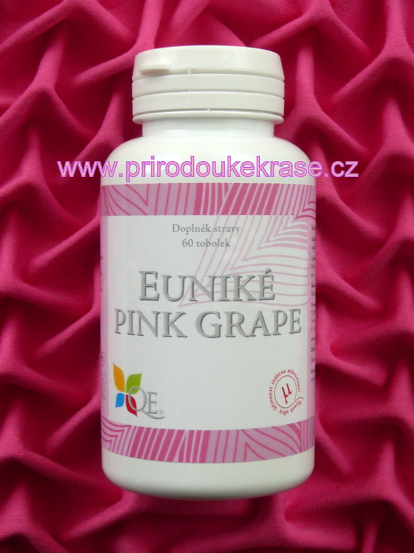 Euniké Pink Grape 60 ks