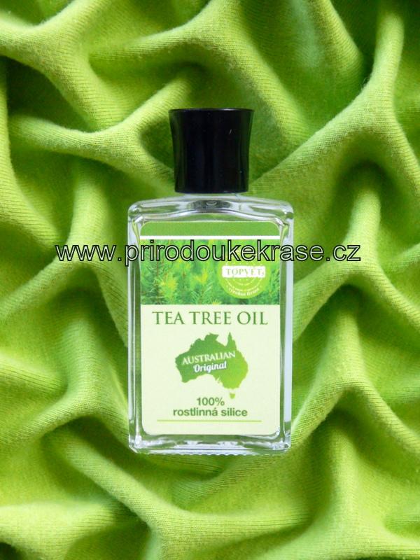 Tea Tree oil - 100% silice 10 ml