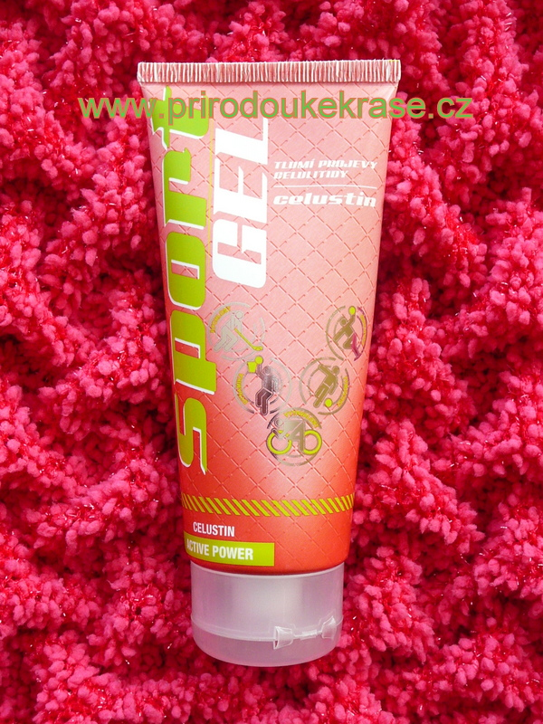 Sport gel Celustin 100 ml