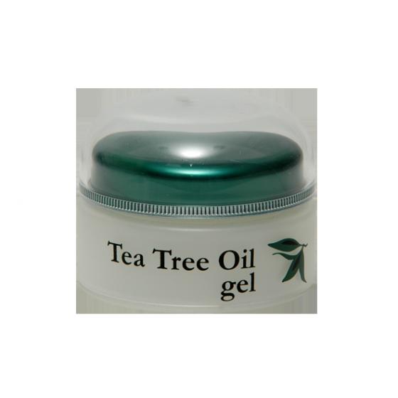 Topvet Tea Tree Oil Gel 50 ml (Přípravky pro péči o pokožku)