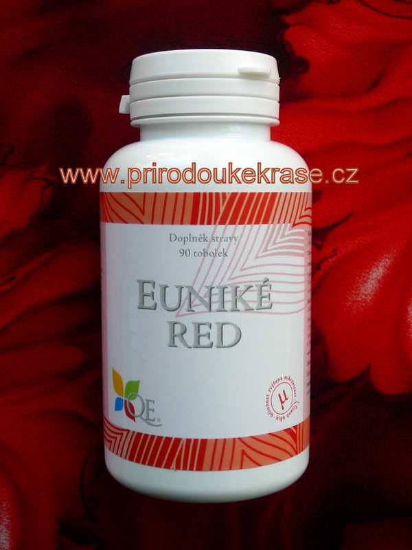 Queen Euniké Red 90 ks